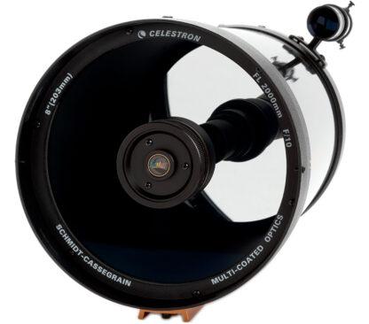 Tubo óptico Celestron C8