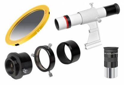 """Juego de accesorios del telescopio Bresser Messier Dobson 6"""""""
