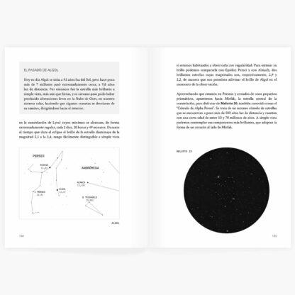 Breve guía del cosmos, páginas 134 y 135.