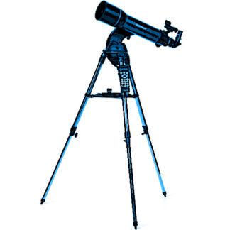 Telescopios refractores acromáticos
