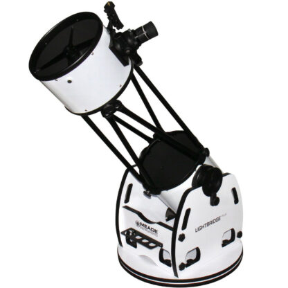 "Telescopio Dobson 10"" Meade LightBridge Plus"